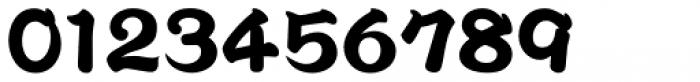 Seibi Ohkido UltraBold Font OTHER CHARS