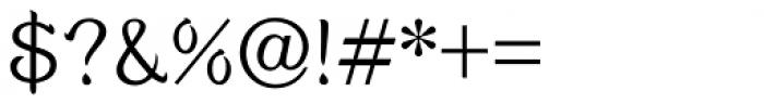 Seibi Shiba Medium Font OTHER CHARS
