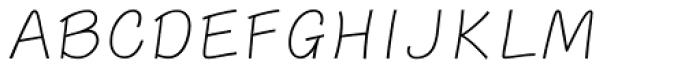 Seibi Shirogane Light Font UPPERCASE