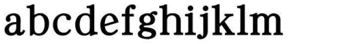 Seibi Takanawa Bold Font LOWERCASE