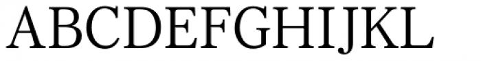Seibi Takanawa Light Font UPPERCASE