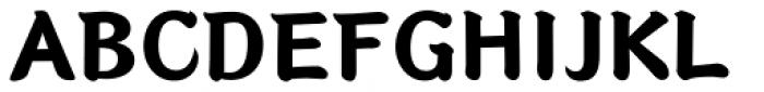 Seibi Takanawa UltraBold Font UPPERCASE