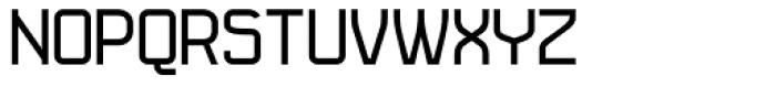 Seize Font UPPERCASE