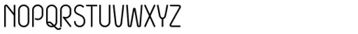Selecta Regular Font UPPERCASE
