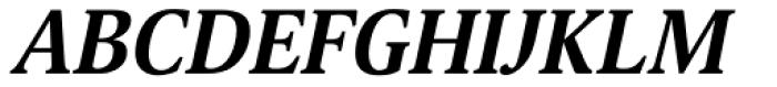 Selina Bold Italic Font UPPERCASE