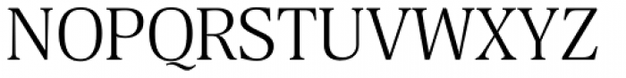 Selina Light Font UPPERCASE