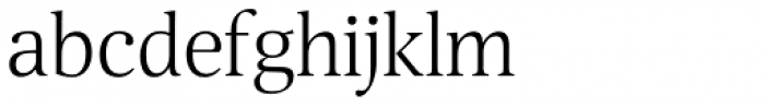 Selina Light Font LOWERCASE