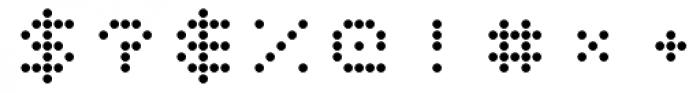 Semafor Plain Font OTHER CHARS