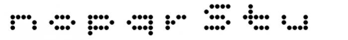 Semafor Plain Font LOWERCASE