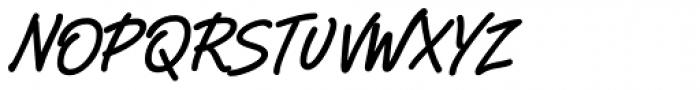 Semaphone Font UPPERCASE