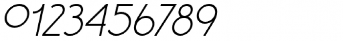 Semarang Italic Font OTHER CHARS