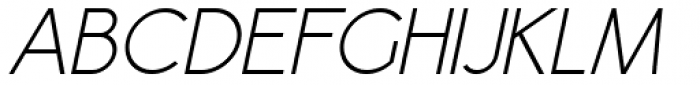 Semarang Italic Font UPPERCASE