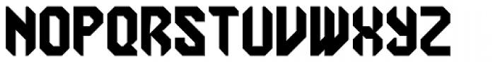 Semiautonomous Subunit Clade Bold Font UPPERCASE