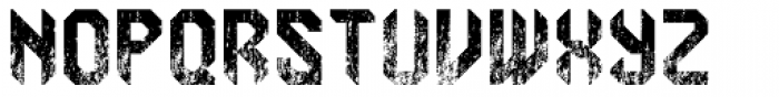 Semiautonomous Subunit Clade Damaged Font UPPERCASE