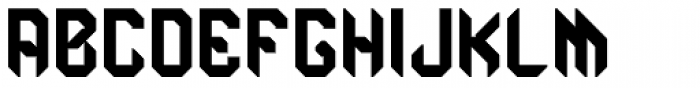Semiautonomous Subunit Clade Regular Font UPPERCASE