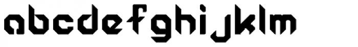 Semiautonomous Subunit Clade Thin Font LOWERCASE