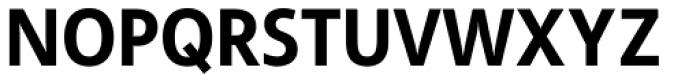 Semikolon Plus Bold Font UPPERCASE