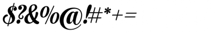 Semilla Font OTHER CHARS