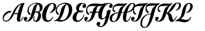 Semilla Font UPPERCASE
