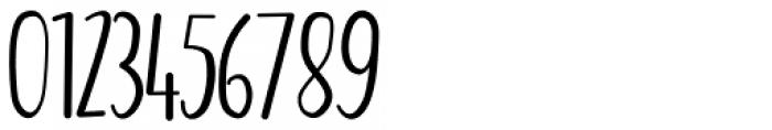 Sendica Regular Font OTHER CHARS