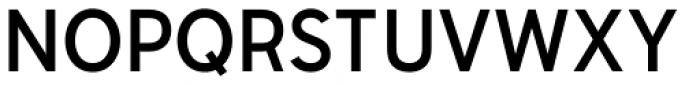 Senkron Blok Medium Font UPPERCASE