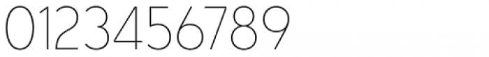 Senkron Thin Font OTHER CHARS