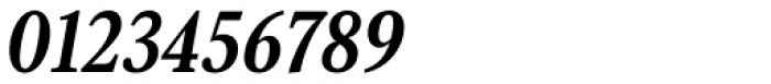 Senlot Serif Condensed Ex Bold Italic Font OTHER CHARS