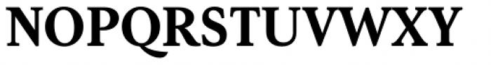 Senlot Serif Norm Black Font UPPERCASE
