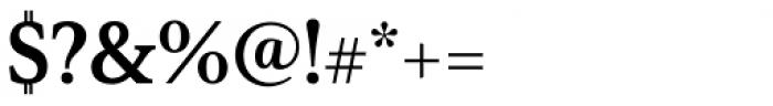 Senlot Serif Norm Ex Bold Font OTHER CHARS