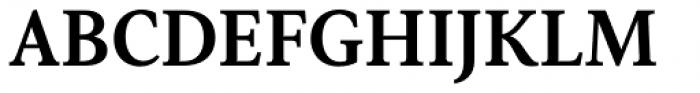 Senlot Serif Norm Ex Bold Font UPPERCASE