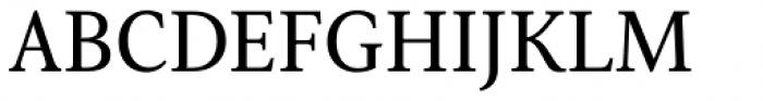 Senlot Serif Norm Medium Font UPPERCASE