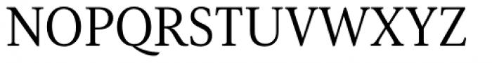 Senlot Serif Norm Regular Font UPPERCASE