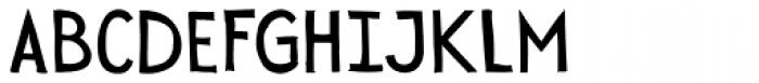 Sensa Wild Fill Font UPPERCASE