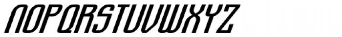 Sentinel Italic Font UPPERCASE