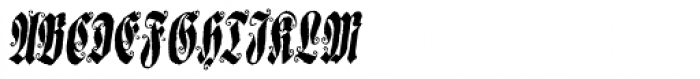Sepultura Font UPPERCASE