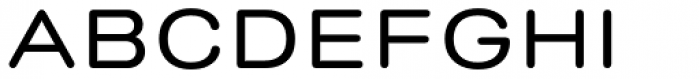 Sequel Rounded Extended Text Font UPPERCASE