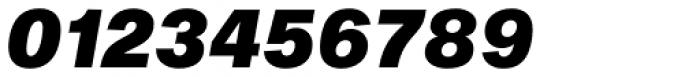 Sequel Sans Black Oblique Body Text Font OTHER CHARS