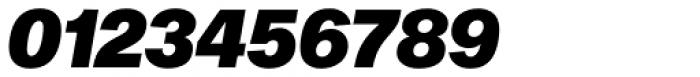 Sequel Sans Black Oblique Display Font OTHER CHARS