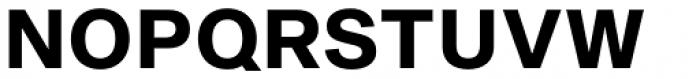 Sequel Sans Bold Body Text Font UPPERCASE