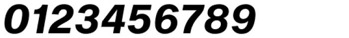 Sequel Sans Bold Oblique Body Text Font OTHER CHARS