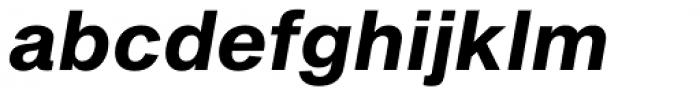 Sequel Sans Bold Oblique Body Text Font LOWERCASE