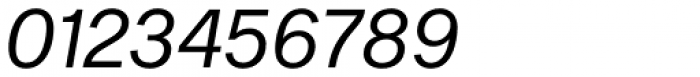 Sequel Sans Book Oblique Headline Font OTHER CHARS