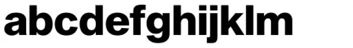 Sequel Sans Heavy Headline Font LOWERCASE