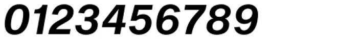 Sequel Sans SemiBold Oblique Body Text Font OTHER CHARS