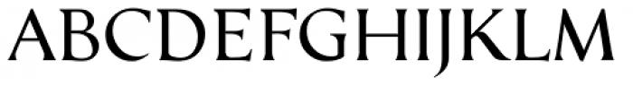 Serat Regular Font UPPERCASE