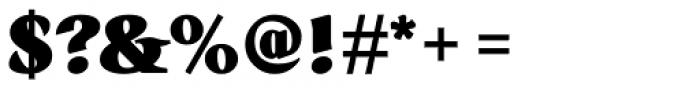 Serat Ultra Font OTHER CHARS