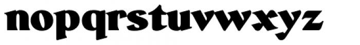 Serat Ultra Font LOWERCASE