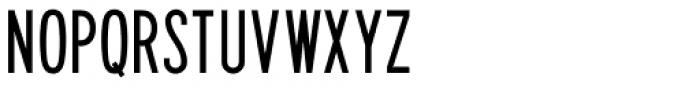 Series A Signage JNL Font UPPERCASE