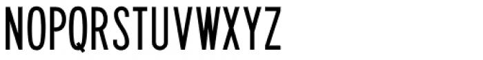 Series A Signage JNL Font LOWERCASE