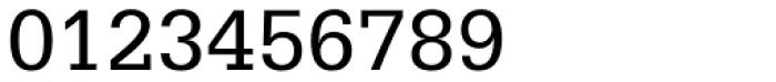 Serifa 55 Roman Font OTHER CHARS